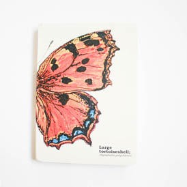 Large Tortoiseshell notebook