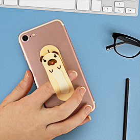 Power Pets - Pug Phone Strap