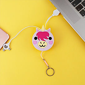 Power Pets Retractable Unicorn