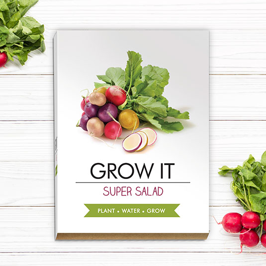 Grow It - Super Salad