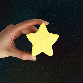You're A Star Bath Bomb